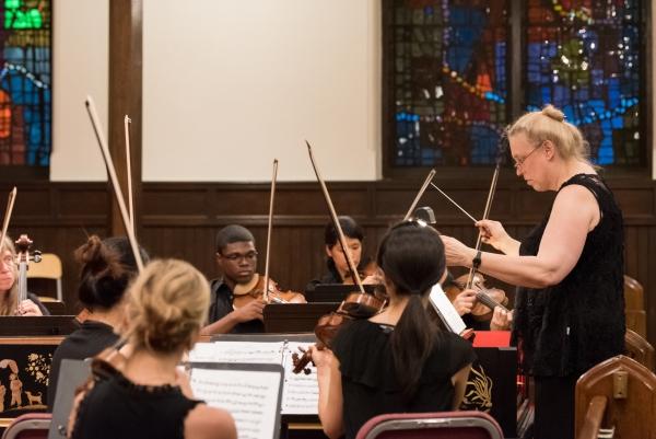 Jubilee Chamber Orchestra Sends Healing through Concert
